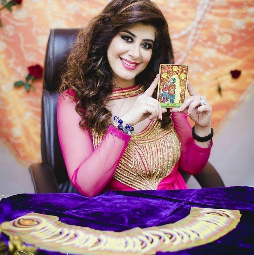 Magicka's Top 10 Tarot Card Readers Series – Sarika Dhawan